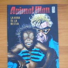 Cómics: ANIMAL MAN - LA HORA DE LA BESTIA - VERTIGO - PLANETA (FZ). Lote 225511330