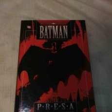 Cómics: BATMAN: PRESA. Lote 225571645
