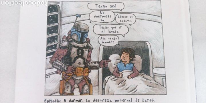 Cómics: BUENAS NOCHES DARTH VADER - STAR WARS- PLANETA COMIC - CURIOSO - - Foto 4 - 225986575