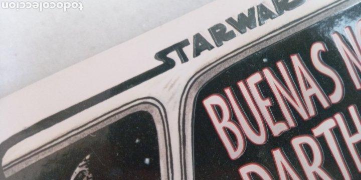 Cómics: BUENAS NOCHES DARTH VADER - STAR WARS- PLANETA COMIC - CURIOSO - - Foto 5 - 225986575