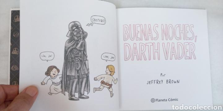 Cómics: BUENAS NOCHES DARTH VADER - STAR WARS- PLANETA COMIC - CURIOSO - - Foto 7 - 225986575