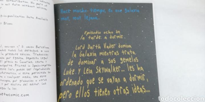 Cómics: BUENAS NOCHES DARTH VADER - STAR WARS- PLANETA COMIC - CURIOSO - - Foto 10 - 225986575
