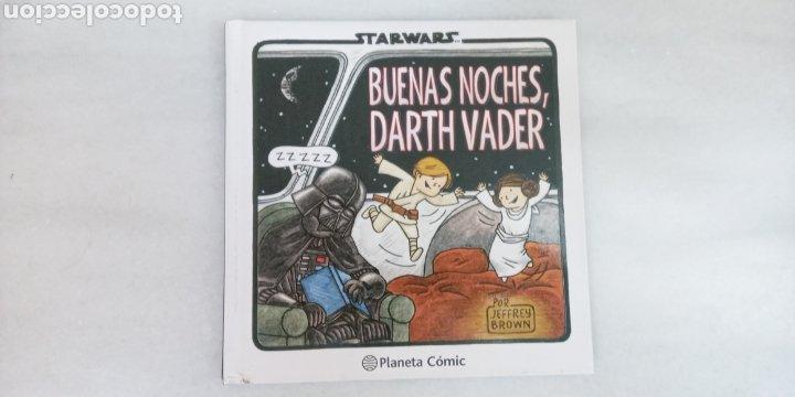 BUENAS NOCHES DARTH VADER - STAR WARS- PLANETA COMIC - CURIOSO - (Tebeos y Comics - Planeta)