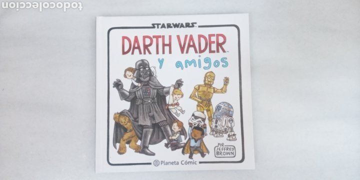DARTH VADER Y SUS AMIGOS - STAR WARS - PLANETA COMIC- POR JEFFRY BROWN - SIMPATICO (Tebeos y Comics - Planeta)