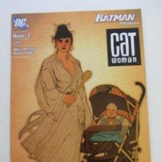 Cómics: BATMAN PRESENTA 4 - CATWOMAN Nº 2 - PLANETA BUEN ESTADO MUCHOS EN VENTA MIRA TUS FALTAS ARX20. Lote 226135155