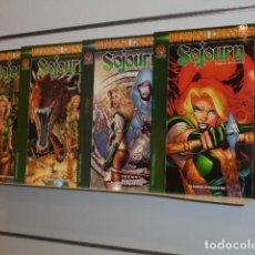 Fumetti: SOJURN COMPLETA 15 NUMEROS EN 4 TOMOS UNIVERSO CROSSGEN - PLANETA OFERTA. Lote 226446950
