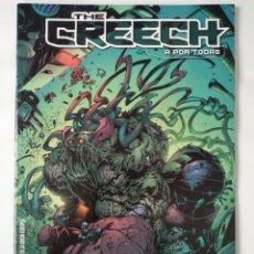 Comics: THE CREECH: A POR TODAS 1 A 3 (COMPLETA) - GREG CAPULLO. Lote 226505034
