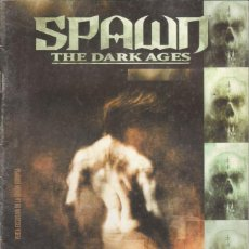 """Cómics: COMIC IMAGE """" SPAWN - THE DARK AGES """" Nº 17 FRMTO. U.S.A.. Lote 226613815"""
