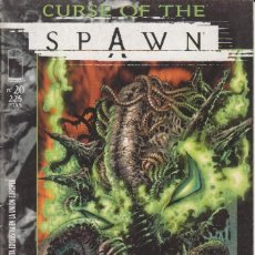 "Cómics: COMIC IMAGE "" CURSE OF THE SPAWN Nº 20 ED. PLANETA. Lote 226630385"