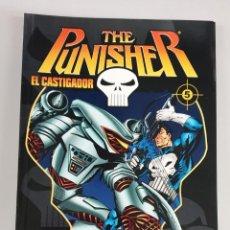 Cómics: COLECCIONABLE THE PUNISHER : CASTIGADOR Nº 5 / MARVEL - PLANETA. Lote 245396755