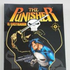 Cómics: COLECCIONABLE THE PUNISHER : CASTIGADOR Nº 4 / MARVEL - PLANETA. Lote 245396805