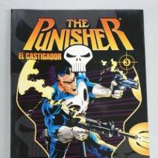 Cómics: COLECCIONABLE THE PUNISHER : CASTIGADOR Nº 3 / MARVEL - PLANETA. Lote 245396835