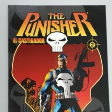 Cómics: COLECCIONABLE THE PUNISHER : CASTIGADOR Nº 2 / MARVEL - PLANETA. Lote 245396865