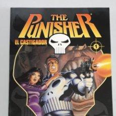 Cómics: COLECCIONABLE THE PUNISHER : CASTIGADOR Nº 1 / MARVEL - PLANETA. Lote 227034190