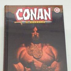 Cómics: CONAN EL BARBARO INTEGRAL TOMO 10 - PLANETA COMIC. Lote 214970948
