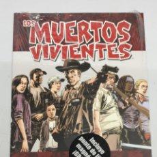 Cómics: LOS MUERTOS VIVIENTES : GUIA DE SUPERVIVENCIA - ROBERT KIRKMAN / PLANETA. Lote 227075420