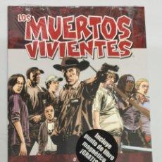Cómics: LOS MUERTOS VIVIENTES : GUIA DE SUPERVIVENCIA - ROBERT KIRKMAN / PLANETA. Lote 227075441