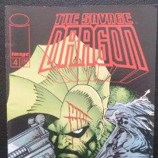 Cómics: COMIC THE SAVAGE DRAGON,WORLD COMICS,PLANETA,Nº 4,IMAGE,1994. Lote 227093380