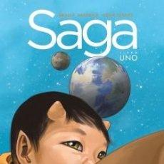 Cómics: SAGA INTEGRAL Nº 1 - PLANETA - CARTONE - IMPECABLE - OFI15F. Lote 227237355