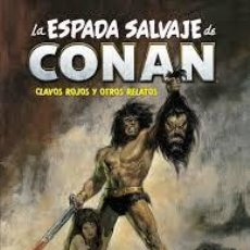 Cómics: BIBLIOTECA CONAN: LA ESPADA SALVAJE DE CONAN Nº 1 - PANINI - CARTONE - IMPECABLE - OFI15F. Lote 227244995