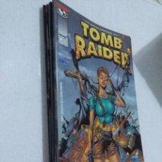 Cómics: NUEVAS AVENTURAS TOMB RAIDER COMPLETA-PLANETA. Lote 227815240