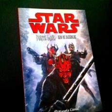 Cómics: DE KIOSCO LEYENDAS STAR WARS DARTH MAUL HIKO DE DATHOMIR PLANETA. Lote 262700550