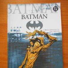 Cómics: BATMAN COLECCIONABLE Nº 14 - CABALLEROS EN LA OSCURIDAD - DC - PLANETA (V2). Lote 227985630