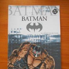 Cómics: BATMAN COLECCIONABLE Nº 16 - EL FENIX EN EL CAOS - DC - PLANETA (V2). Lote 227985965