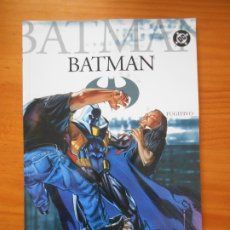 Cómics: BATMAN COLECCIONABLE Nº 17 - FUGITIVO - DC - PLANETA (V2). Lote 227986125