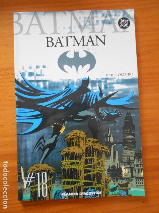 BATMAN COLECCIONABLE Nº 18 - BAILE OSCURO - DC - PLANETA (V2) (Tebeos y Comics - Planeta)