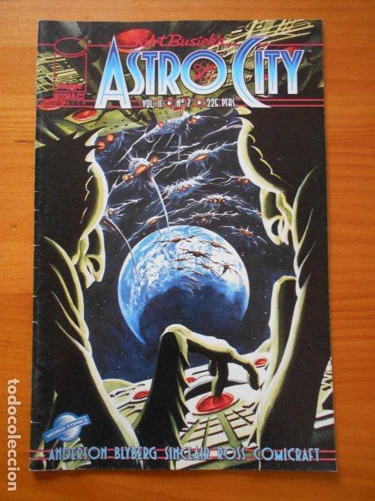 ASTRO CITY VOLUMEN 2 Nº 7 - VOLUMEN 2 - KURT BUSIEK - IMAGE - PLANETA (7E) (Tebeos y Comics - Planeta)