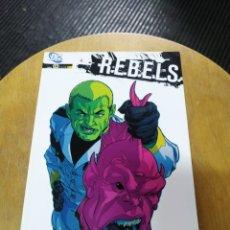 Cómics: REBELS, LO QUE PASA EN VEGA..N° 3 (PLANETA DE AGOSTINI). Lote 228128205