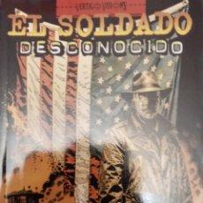 Cómics: EL SOLDADO DESCONOCIDO: GARTH ENNIS: VERTIGO: PLANETA. Lote 228222755