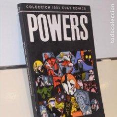 Cómics: COLECCION 100% CULT COMICS POWERS Nº 2 JUEGO DE ROL - PLANETA OFERTA. Lote 228323600