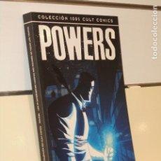 Cómics: COLECCION 100% CULT COMICS POWERS LOS 25 SUPERHEROES MUERTOS MAS MOLONES DE TODOS LOS... - PLANETA. Lote 228324940