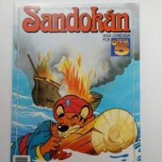 Cómics: SANDOKAN Nº 2 - PLANETA-AGOSTINI COMICS. Lote 249135385
