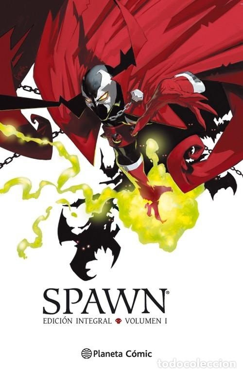 SPAWN INTEGRAL 1 (Tebeos y Comics - Planeta)