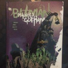 Cómics: BATMAN : HAUNTED GOTHAM DE DOUG MOENCH DC CÓMICS ( 2006 ). Lote 230682815