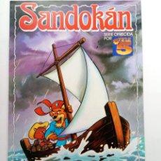 Cómics: SANDOKAN Nº 7 - PLANETA-AGOSTINI COMICS. Lote 231055500