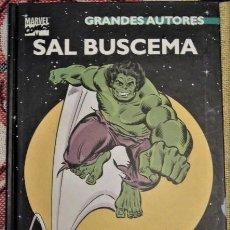 Cómics: LA MASA - SAL BUSCEMA - GRANDES AUTORES. Lote 231563385