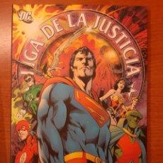 Cómics: LIGA DE LA JUSTICIA DE AMÉRICA OTRO CLAVO ALAN DAVIS MARK FARMER. Lote 232797060