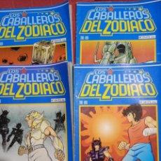 Cómics: COMIC LOS CABALLEROS DEL ZODIACO N° 14, 15, 16 Y 17. Lote 233557110