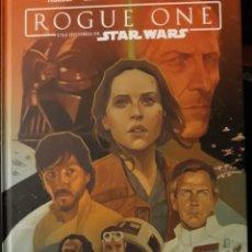 Cómics: STAR WARS, ROGUE ONE. Lote 233935770