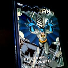 Cómics: EXCELENTE ESTADO BATMAN EL LARGO HALLOWEEN 2 PARTE COMICS PLANETA DC. Lote 235056750