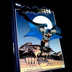 Cómics: EXCELENTE ESTADO BATMAN LOCURA 6 COMICS PLANETA DC. Lote 235057385
