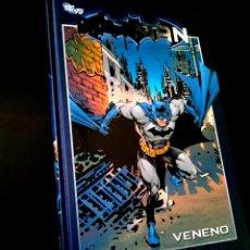Cómics: EXCELENTE ESTADO BATMAN VENENO 7 COMICS PLANETA DC. Lote 235057775