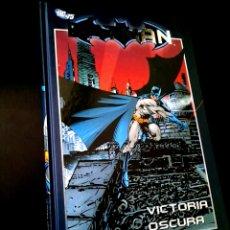 Cómics: EXCELENTE ESTADO BATMAN 8 VICTORIA OSCURA COMICS PLANETA DC. Lote 235058150