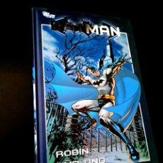 Cómics: EXCELENTE ESTADO BATMAN ROBIN AÑO UNO 10 COMICS PLANETA DC. Lote 235059290