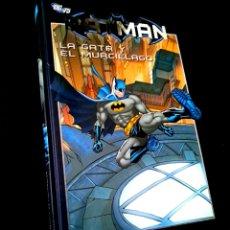 Cómics: EXCELENTE ESTADO BATMAN LA GATA Y EL MURCIELAGO 14 COMICS PLANETA DC. Lote 235061010