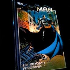 Cómics: EXCELENTE ESTADO BATMAN LA BROMA ASESINO 15 COMICS PLANETA DC. Lote 235061455